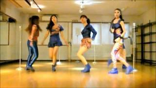 [Mirrored Dance] Step- Kara