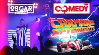 [Day 3] Comedy Club // CarMan // OSCAR lounge club
