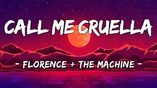 [1 HOUR LOOP] Call Me Cruella - Florence + the Machine (\