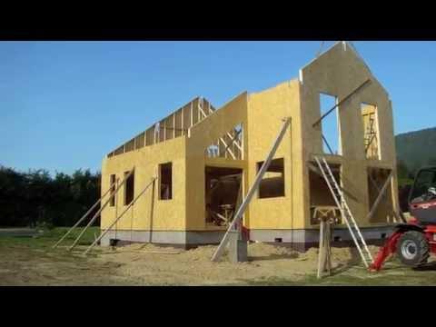 maison chalet ossature bois Villard de Lans