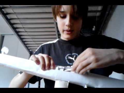 pistolet en papier qui tir - youtube