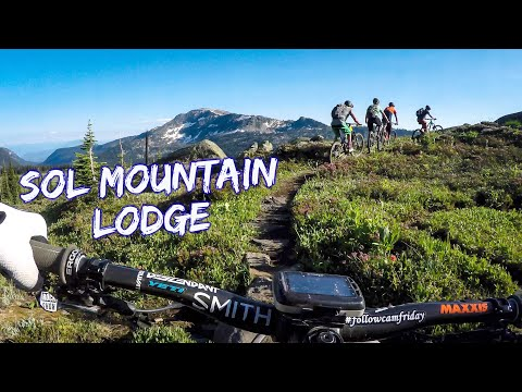 Sol Mountain Lodge  Alpine Shred with Groms and Ted