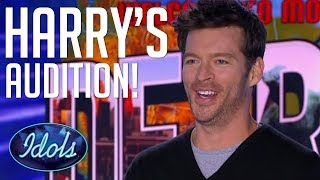 FUNNIEST Judge Audition EVER On American Idol | Harry Connick Jr Singing The Star Bangled Banner