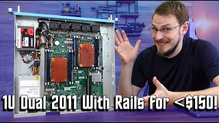 Dual 2011 Server with Rails for less than $150!