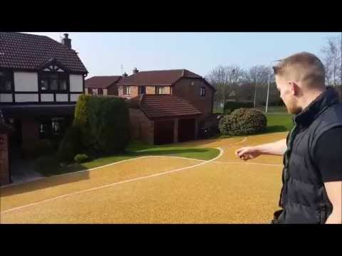 Resin Bound Driveways - Resin Drives Macclesfield Part 2