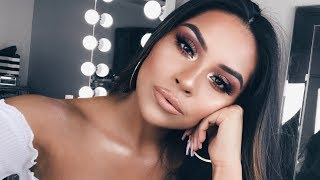 Urban Decay Naked Heat Palette Makeup Tutorial | Sarahy Delarosa