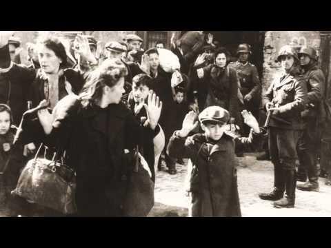 Attack on German Jews