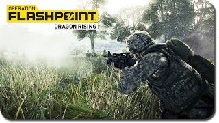 Operation Flashpoint: Dragon Rising ► Special Forces Raid (Full Multiplayer Round)