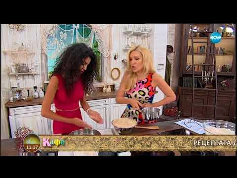 Продължение на разговора с актрисата Елена Карабойчева - На кафе (16.07.2018)