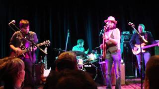 Jackie Greene - Farewell, So Long, Goodbye - Lincoln Hall - Chicago, IL 10/7/11