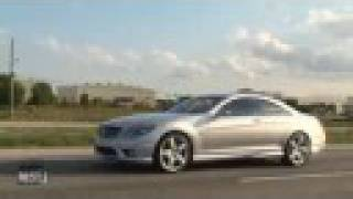 2008 Mercedes-Benz CL63 AMG Review
