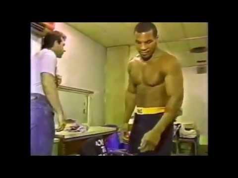 В такой форме находтился Майк Тайсон в 1988 году / Tyson 88