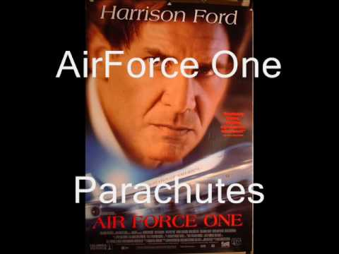 Airforce one parachutes