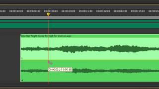 Premiere Pro CS6 Techniques: 78 Audio 8 Clip Audio Animation