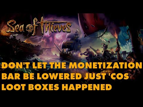 I'm Not Applauding Sea Of Thieves For 'Just' Having Microtransactions