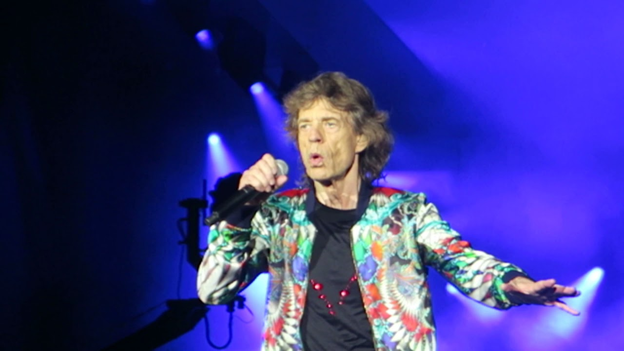 Lucca Italy 23-9-2017 Mick Jagger - The Rolling Stones in Close-up