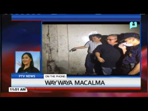 NEWS BREAK: Mga kalansay, natagpuan sa Palanca, Quiapo, Manila