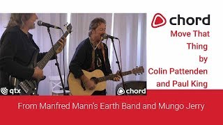 Video Move That Thing by Manfred Mann's Colin Pattenden and Mungo Jerry's Paul King download MP3, 3GP, MP4, WEBM, AVI, FLV Mei 2018