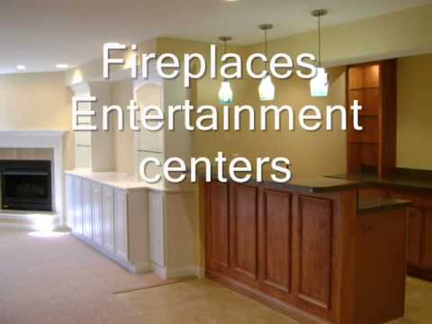 Our Cincinnati Complete Basement Remodeling System YouTube Adorable Basement Remodeling Cincinnati