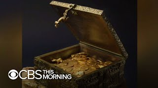 Treasure hunter finds chest with $1 million in gold and jewels hidden in the Rocky Mountains