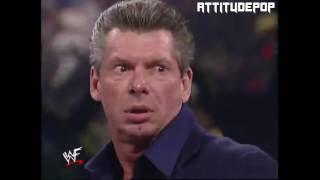 Vince McMahon - Jan 3rd  2002 Time Magazine Person of the Year?