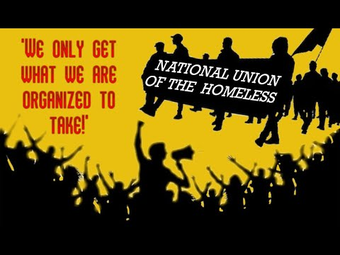 Homeless, Not Helpless! A National Online Press Call And Teach-In