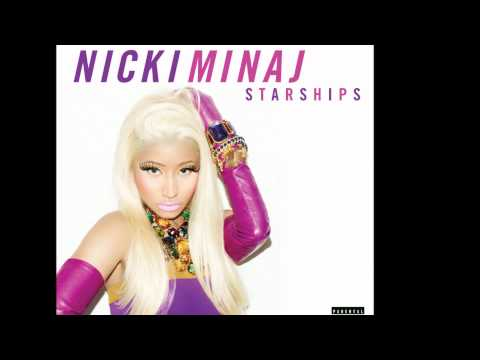 Nicki Minaj   Starships (Explicit Audio)