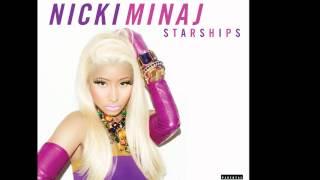 Nicki Minaj   Starships (Explicit Audio)