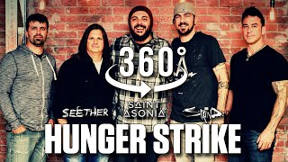 Hunger Strike  (Temple of the Dog) by Shaun Morgan /Seether & Adam Gontier/Saint Asonia in 360˚ VR