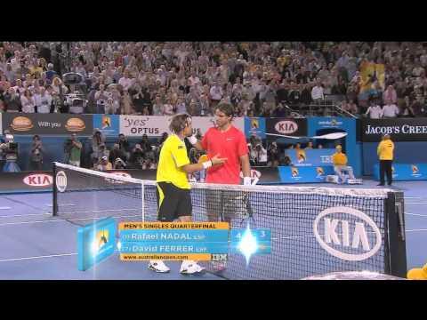 Match Point - Ferrer v Nadal: Australian Open 2011