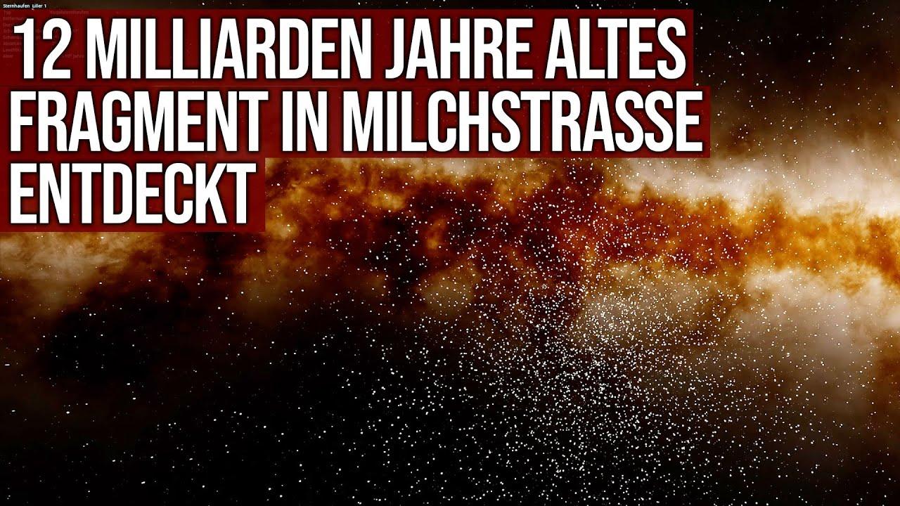 12 Milliarden Jahre altes Fragment in Milchstrasse entdeckt - Sternhaufen Liller 1