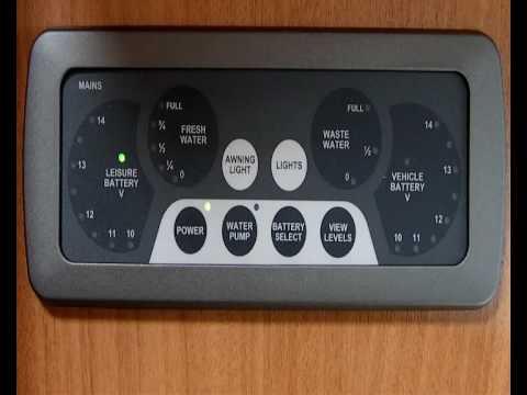 alde control panel instructions