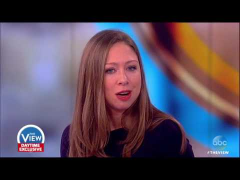 Chelsea Clinton On Kathy Griffin Controversy, Running For Office | The View