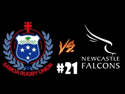RUGBY 06 UNIVERSE LEAGUE : Round 1 Match 21 – Samoa vs Newcastle