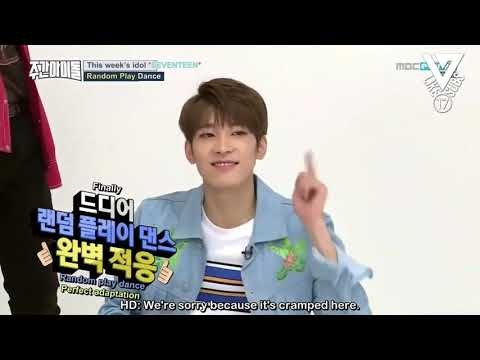 [ENG SUB] 170621 Weekly Idol Seventeen Ep. 308 by Like17Subs