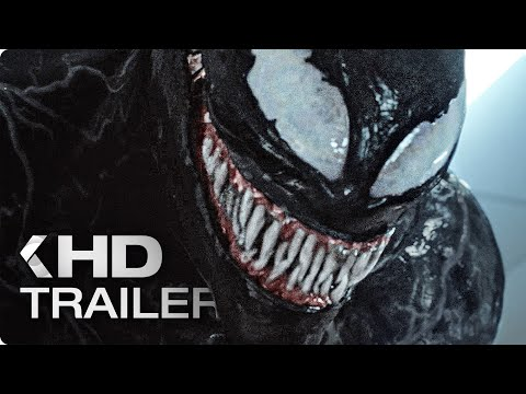 VENOM Trailer 2 German Deutsch (2018)