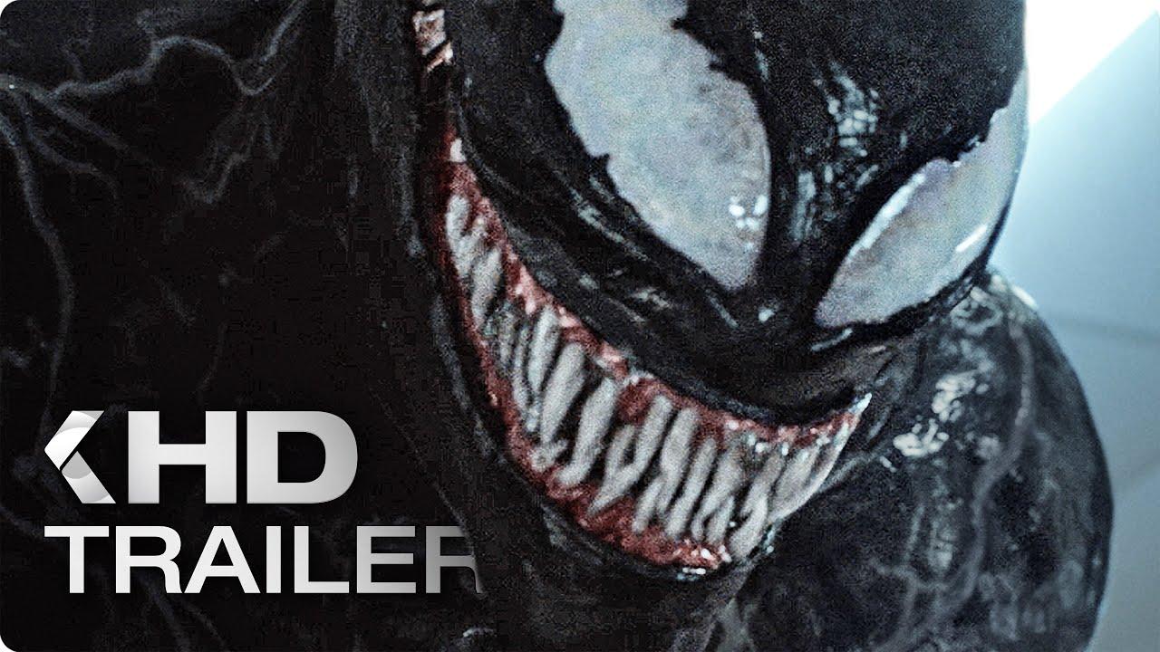 Venom Trailer 2 German Deutsch 2018 Youtube