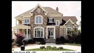 Ev Villa Projeleri Katalogu 8 Temmuz 2013