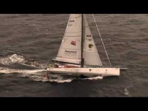 Spirit of Hungary 2016 - Soon to be ready for the Vendée Globe 2016