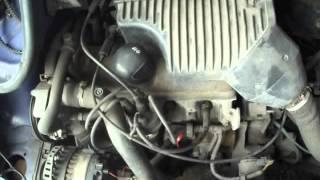 Двигател за Renault Twingo 1.2 55 к.с. 1993 г. код: C3G700