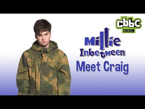 CBBC: Millie Inbetween  Meet Craig