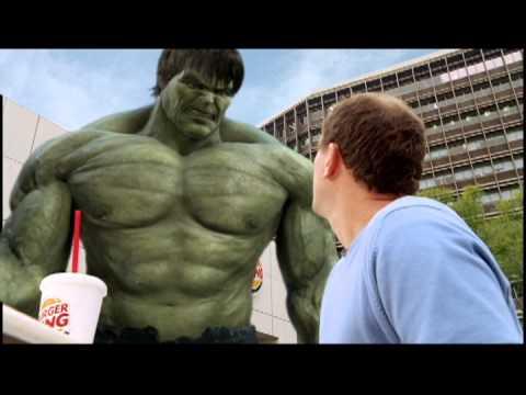 Hulk - Burger King / Marvel