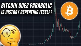 Bitcoin Goes Parabolic | After $10K, what's the next target to watch?