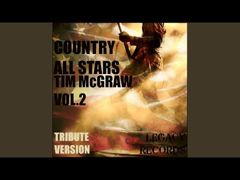 That's Why God Made Mexico (Originally Perfomed By Tim McGraw) (Tribute Version) mp3