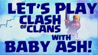 Clash Of Clans - TH7 Dragon Clan War LIVE Attacks!!
