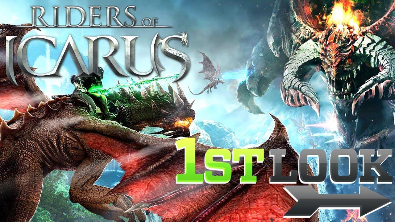Riders Of Icarus Forum