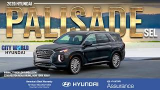 2020 Palisade | City World Hyundai | Car News Network