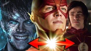 ¿Por qué Future Flash (Barry Allen del 2024) NO SABIA la IDENTIDAD de SAVITAR? The Flash Temporada 3