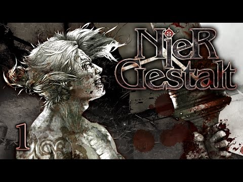 LONG AGO - Let's Play - NieR Gestalt - 1 - Walkthrough Playthrough