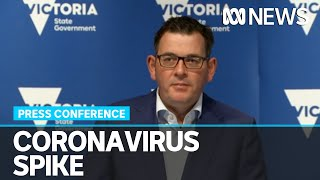Victoria's coronavirus cases rise by 17 as two schools in Melbourne's hotspots close